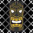 Tiki Mask Icon
