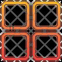 Tile Apps Menu Icon
