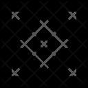 Tile Geometry Floor Icon