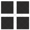 Tile Square Menu Icon