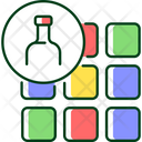 Recycle Glass Tile Icon