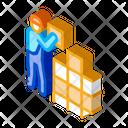 Tile Stacker Tiler Icon