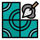 Furniture And Household Construction And Tools House Repair Icon
