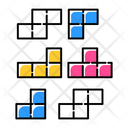 Tiling Puzzle Icon