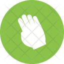Tilted Hand Touch Icon