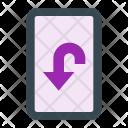Tilt phone Icon