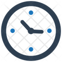 Clock Schedule Time Icon
