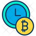 Business Time Business Timing Earning Timing Icon