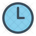 Time Clock Date Icon