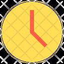 Time Clock Alarm Icon