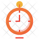 Time Timer Stopwatch Icon