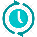 Time Backup Managment Icon