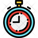 Time Stopwatch Sport Icon