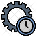 Time Management Period Icon