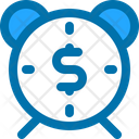 Time Money Manage Icon