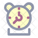 Time Clock Schedule Icon