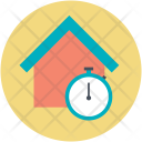Time Delay Schedule Icon