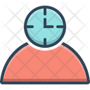 Time Managment Schedule Icon
