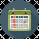 Time Interface Calendar Icon