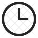 Time Recent Clock Icon