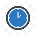 Time Management Clock Icon