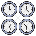 Time Working Hours Icon