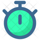 Black Friday Time Stopwatch Icon
