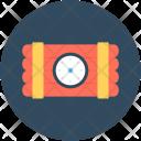 Time Bomb Tnt Icon