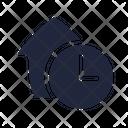 Time Home Estate Icon