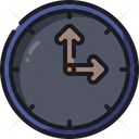 Time Watch Time And Date Icon