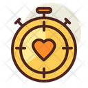 Time Love Time Love Timer Icon
