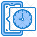 Time Clock Application Icon