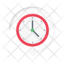 Time Deadline Office Icon