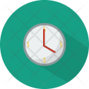 Time Money Business Icon