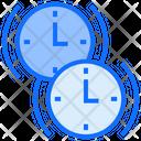 Time Worldwide Time Gloibal Time Icon