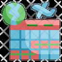 Time Calendar Travel Icon
