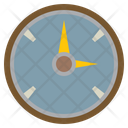 Time Law Justice Icon