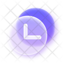 Time Volume Transparent Icon