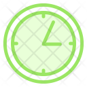 Time Control Hours Icon
