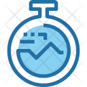 Time Stopwatch Gym Icon
