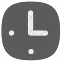 Time Clocks Watch Icon