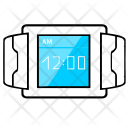 Smart Watch Horizontal Icon