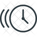 Time Fast Clock Icon