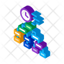 Time Algorithm Hackathon Icon