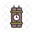 Time Bomb Bomb War Icon