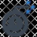 Dynamite Time Bomb Icon