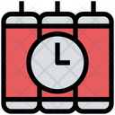 Time Bomb Bomb Weapon Icon