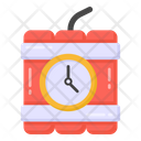 Bomb Ticking Bomb Bombshell Icon