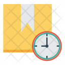 Time Box Delivery Icon