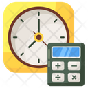 Time Calculation Icon
